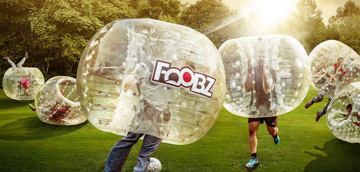 The Origin Of Bubble Soccer