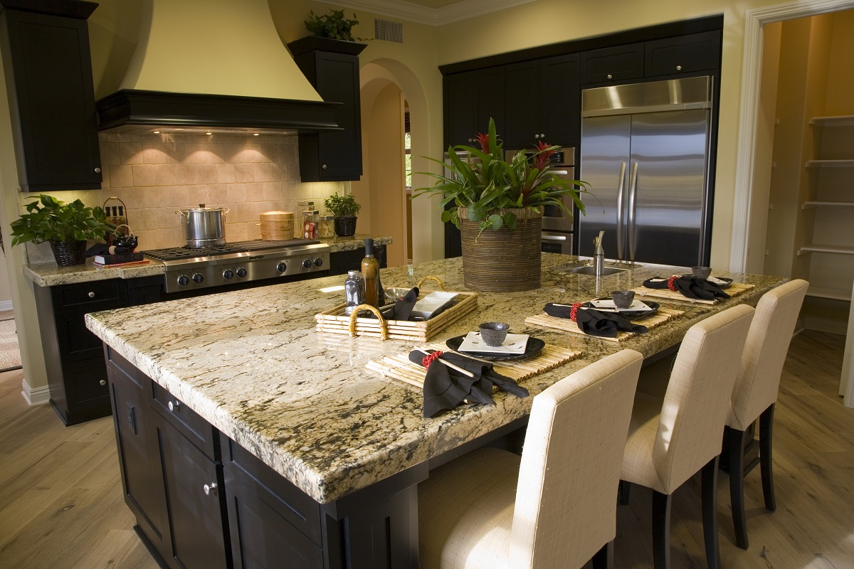 Superior Quality Of Granite Countertops