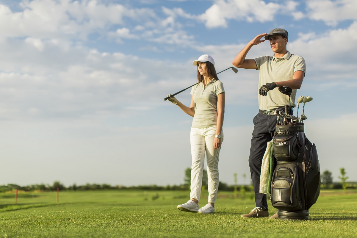 Playing Golf for fun and fitness after a stroke