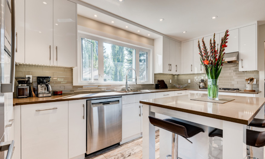 Increase the Resale Value of a Home through Kitchen Renovations