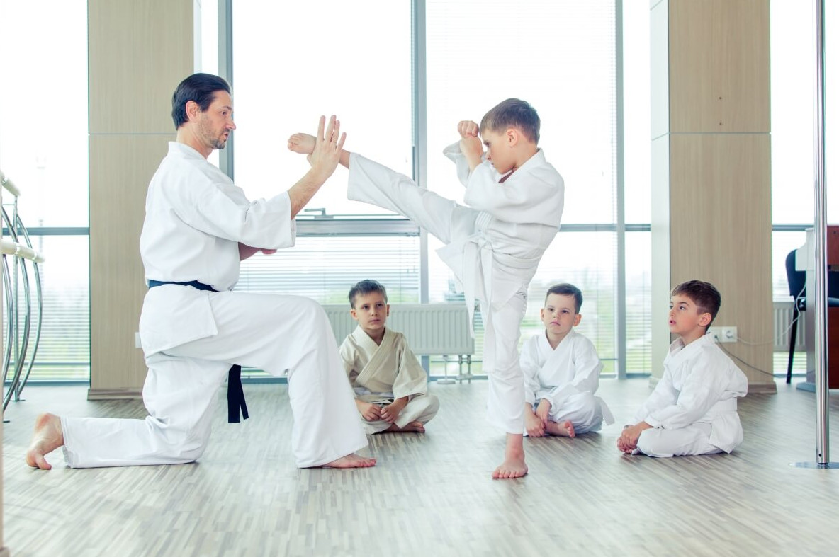 How Kids Can Use Martial Arts to Gain Self Confidence
