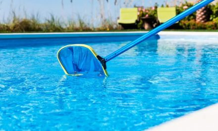 Pool maintenance precautions